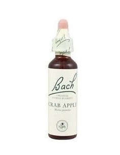 CRAB APPLE BACH ORIGINAL 10 ML