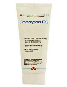 BRADERM SHAMPOO DS 200 ML