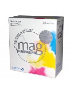 Mag Orosolubile - 20 Bustine Integratore Alimentare a base di Magnesio