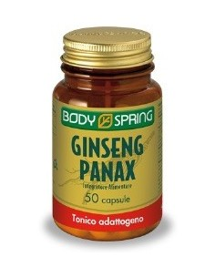 BODY SPRING GINSENG 50 CAPSULE