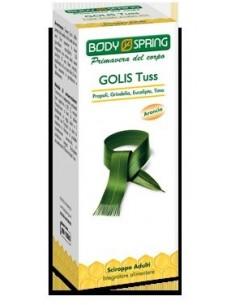 BODY SPRING GOLIS TUSS...
