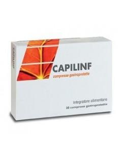 CAPILINF 20 COMPRESSE...