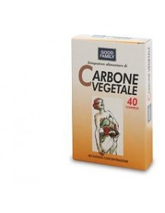 CARBONE VEGETALE 20 COMPRESSE