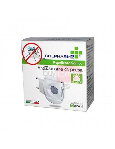Colpharma RadarHealth - Antizanzare da Presa ad Ultrasuoni
