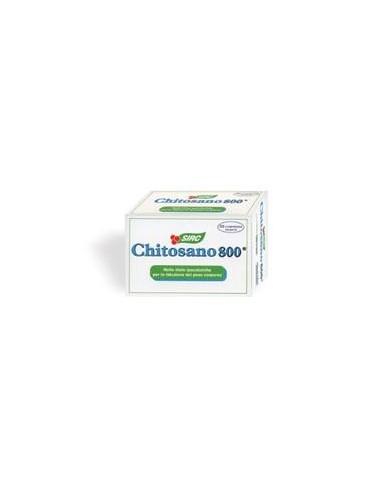 CHITOSANO 800 CM 60 COMPRESSE