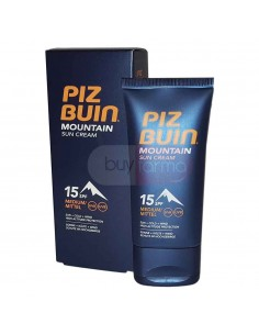 Piz Buin Mountain - Crema Solare SPF 15 da 50ml