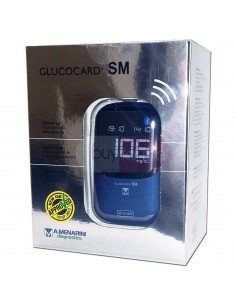 Menarini Glucocard SM Kit Completo