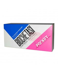 Biochetasi Pocket - 18 Compresse Masticabili Disturbi Gastrointestinali