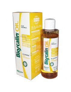 Bioscalin Oil Shampoo Sebo Equilibrante per Cute Sensibile da 200ml
