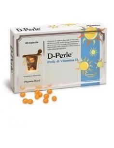 D-PERLE 40 CAPSULE