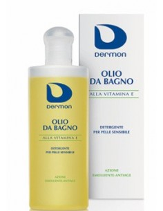 DERMON OLIO DOCCIA VITAMINA...
