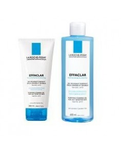 EFFACLAR GEL MOUSSE 200 ML
