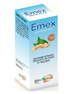 EMEX SPRAY 30 ML