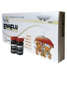 ENAFLU 10 FLACONCINI 10 ML