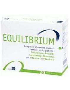 EQUILIBRIUM 20 BUSTINE...