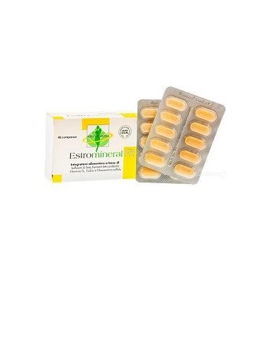 ESTROMINERAL FIT 40 CPR