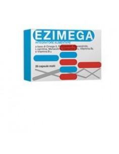 EZIMEGA 20 CAPSULE MOLLI