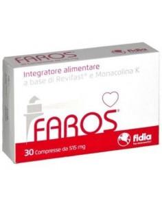 FAROS 30 COMPRESSE 515 MG