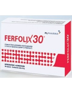 FERFOLIX30 30 CAPSULE