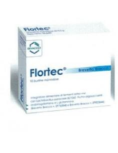 FLORTEC 10 BUSTINE MONODOSE