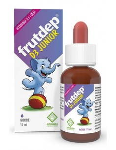 FRUTDEP D3 JUNIOR 15 ML