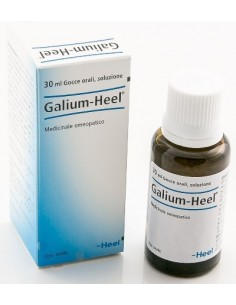 HEEL GALIUM GOCCE 30 ML