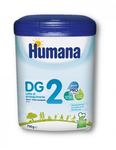HUMANA DG 2 700 G LATTE PROSEGUIMENTO...