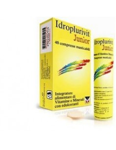 IDROPLURIVIT JUNIOR 40...
