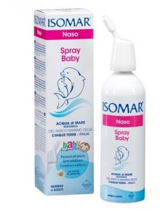 ISOMAR SPRAY BABY CON...