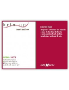 KRIN UP MELANINE 60 CAPSULE