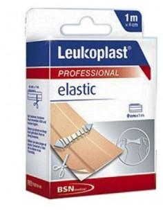 LEUKOPLAST ELASTIC 1MX6 CM