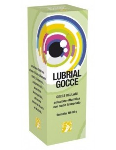 LUBRIAL GOCCE 0,3% 10 ML
