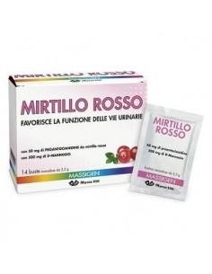 VITICIST MIRTILLO ROSSO 14...