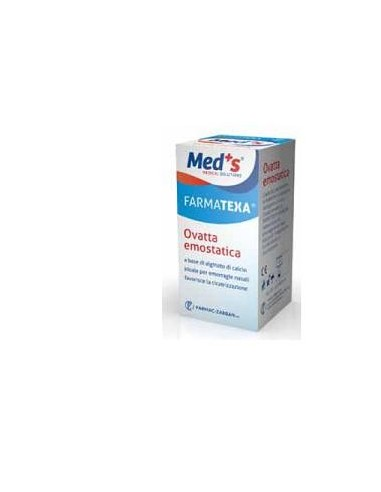 Farmac-Zabban 36715 Meds Ovatta Emostatica 1 Tubo: Amazon ...