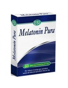 MELATONIN PURA 60...