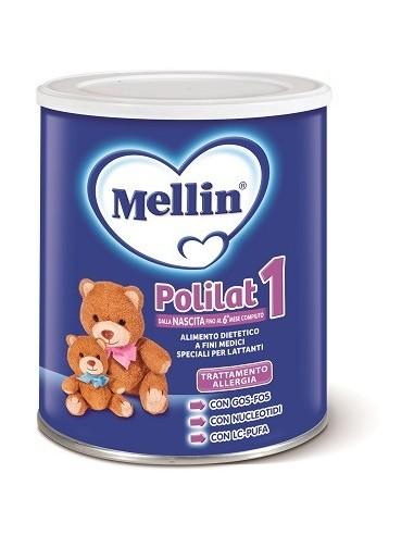 MELLIN POLILAT 1 LATTE POLVERE 400 G