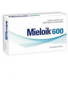 MIELOIK 600 30 COMPRESSE