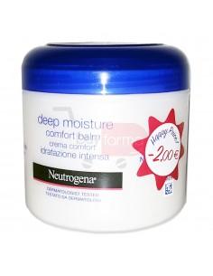Neutrogena Crema Comfort Idratazione Intensa 300ml