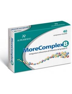 MORECOMPLEX B 40 COMPRESSE