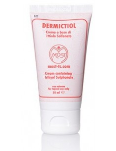 CREMA MOST DERMICTIOL 50 ML