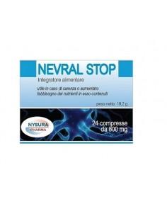 NEVRAL STOP 24 COMPRESSE
