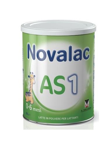 NOVALAC AS 1 LATTE IN POLVERE PER...