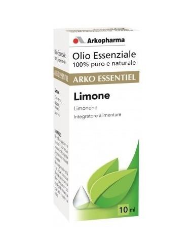 LIMONE OLIO ESSENZIALE 10 ML