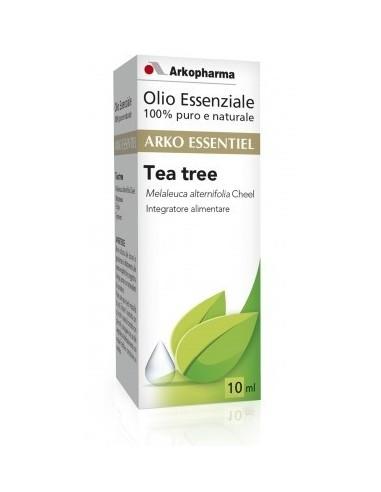 TEA TREE OLIO ESSENZIALE 10 ML