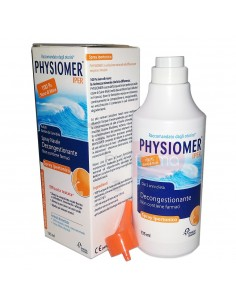 Physiomer Iper Spray Nasale Decongestionante Ipertonico da 135ml