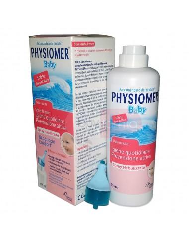 Physiomer Baby Spray Nasale Nebulizzato per Bambini da 115ml