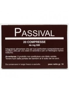PASSIVAL ESTRATTO...