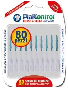 PLAKKONTROL BRUSH & CLEAN...