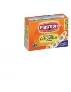 PLASMON TISANA CAMOMILLA 24...