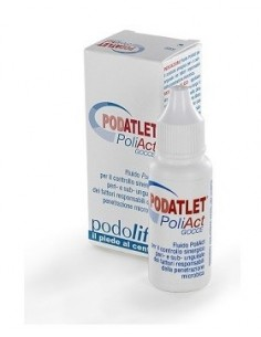 PODATLET POLIACT GOCCE 15 ML